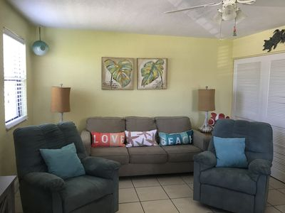 Photo for St. Pete Beach Condo With Amazing Gulf Views/ Plus a fantastic location!