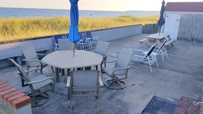 Five bedroom beachfront in the private community of Great Island Ocean  Club! - West Yarmouth