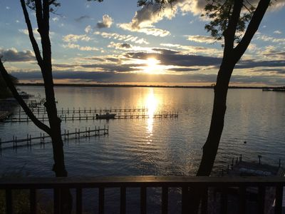 Photo for Lakefront Condo on West Lake Okoboji - Prime Location