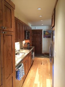 Photo for 2 Bdrm/2 Bath Vail Condo W/Garage Parking, WiFi, Hot Tubs, On Free Bus Route