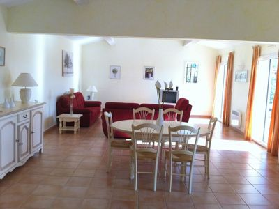 Photo for Vacation home Villas Provencales in La Londe Les Maures - 10 persons, 5 bedrooms
