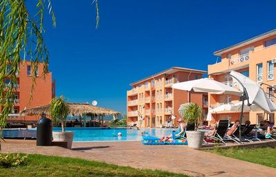 Photo for Holiday apartment Sunny Beach for 2 persons - Holiday apartment