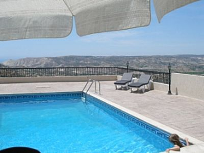 Photo for Villa with Heated Private Pool and Magnificent Panoramic Views
