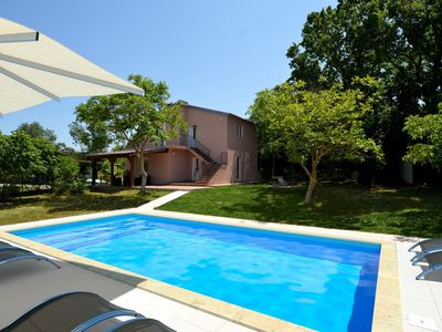 Photo for Villa Vanessa with private pool and garden