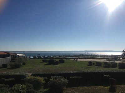 Photo for B42 Ideal location in Cap Ferret for this small apartment!