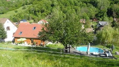 Photo for 2BR Cottage Vacation Rental in Lautenbachzell, Grand Est