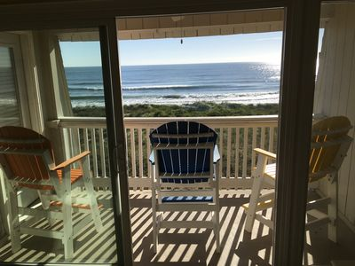 Photo for Luxury Oceanfront Condo - SHORT STAY Rentals for Summer 2020