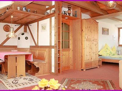 Photo for Behagliches Gästehaus Jennifer in Wasserburg (Bodensee), Wohnung 8