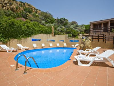 Photo for Apartment Li Cossi  in Costa Paradiso, Sardinia - 2 persons, 1 bedroom