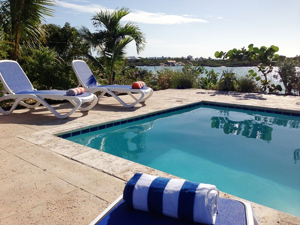 Tranquil Waterfront Villa W Private Pool Be Vrbo