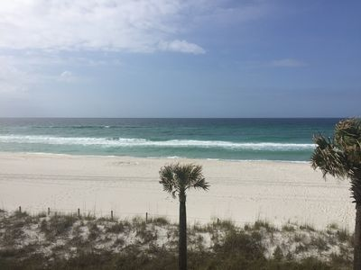 Photo for STEPS TO THE SAND OF THE EMERALD COAST