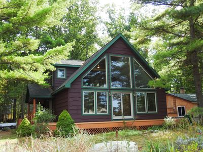 2 bedroom Chalet Across From Torch Lake