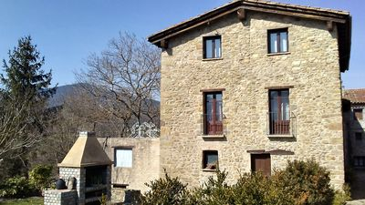 Photo for Rural house (rental) Roquerol for 6 people, privileged situation.
