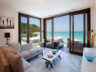 Photo for *Please Enquire - Stunning 3 bedroom villa in Tamarind Hills a minutes walk from the beach