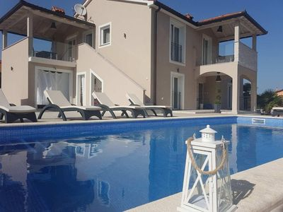 Photo for Holiday apartment Labin for 2 - 4 persons with 2 bedrooms - Holiday house