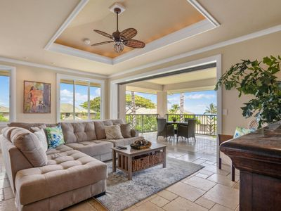 Photo for LUXURY 3 BEDROOM, 3 BATH WITH OCEAN VIEWS! Book today for 7 nights and receive $200 off amenities!