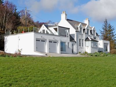 Photo for 3 bedroom accommodation in Saasaig, Teangue, Isle of Skye