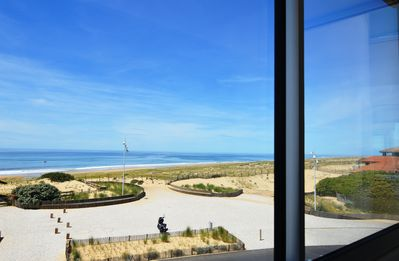 Photo for Hossegor Ocean View Apartment T3 6 pers air-conditioned