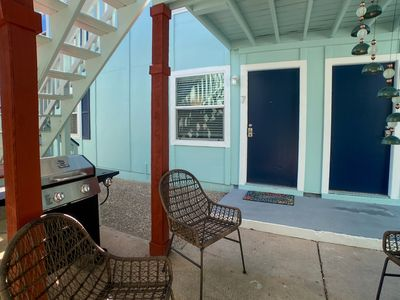 Photo for NEW LISTING! Dog-friendly condo on the main thoroughfare - blocks from the beach