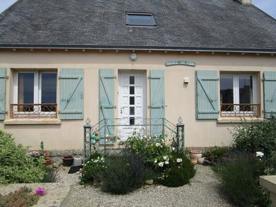 Photo for 2BR Apartment Vacation Rental in Kerlaz, Bretagne