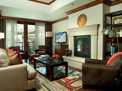 Photo for Access Luxury Pool, Whirlpool, Gym, Games Room | Alpine Condo Sleeps 8