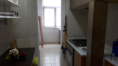 Photo for Central two bedrooms with balcony