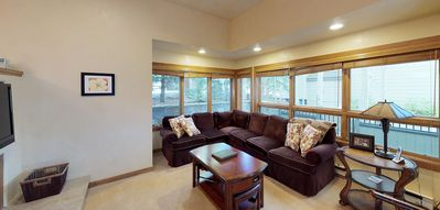 Photo for Cozy 3BR Vail Condo Set Alongside Gore Creek