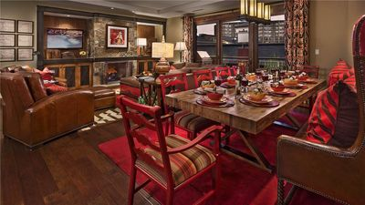 """Photo for One Steamboat Place: """"Grouse Mountain"""" - 4BR -Ski-in/ski-out Luxury"""