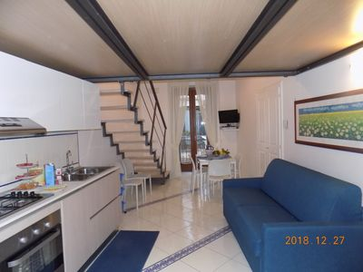 Photo for House in the center great for those who want sea and mountain walking and hiking