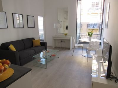 Photo for Sublime apartment of 2 parts renovated in 2016