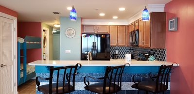 Photo for Fully renovated unit w/amazing views from the 15th floor, Owner Managed