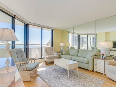 Photo for Beautiful, well maintained, oceanfront condo in a private community