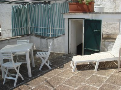 Photo for special nice house 2 rooms with terrace Old Town Ostuni