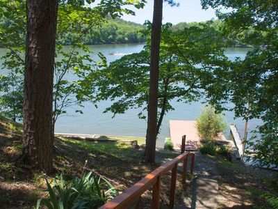Photo for On the Water - Un Obstructed Views - 2 BR/2 Full BA