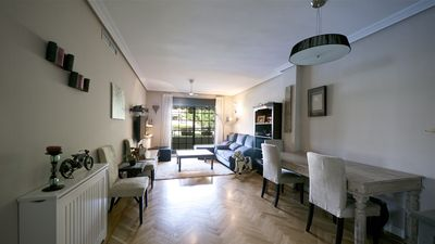 Photo for Beautiful 3 Bedroom apartment very near Madrid city, Wifi, AC, Pool, Paddle.