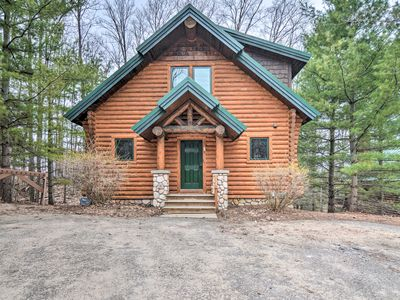 Photo for 3BR Cabin Vacation Rental in Boyne City, Michigan