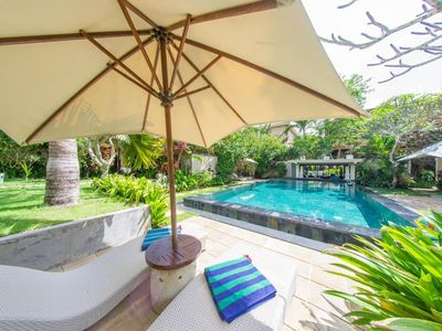 Photo for Family 2 Bedroom Villa Private Pool @Jimbaran
