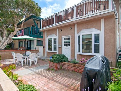 Photo for Cozy, family-friendly South Mission Beach Rental