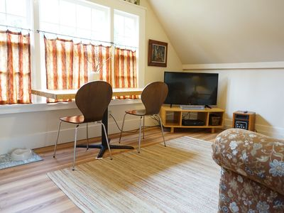 Photo for Downtown 1 Bdrm Loft in Arcata - Walk to Everything!  Sauna & Bicycles