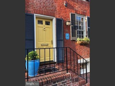 Photo for DOWNTOWN ANNAPOLIS DREAMHOME AWAITS!!!  This elegant brick home sits in the heart of Annapolis within walking distance to all major points of interest