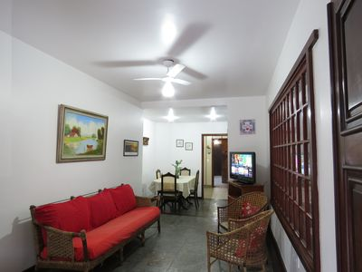 Photo for 3 suites, 200 meters from the beach, WiFi, TV subscription