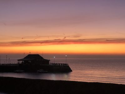"Photo for Broadstairs, unrivalled position at ""Eagle House"" on Viking Bay"