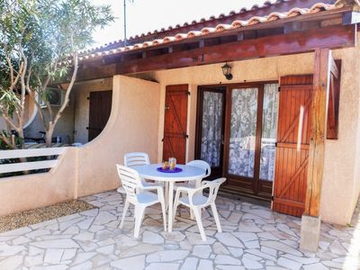 Photo for Vacation home Les Maisons du Rivage Bleu  in Gruissan, Hérault - Aude - 4 persons, 1 bedroom