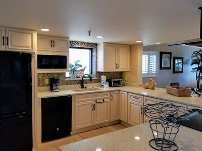 Breakers East~Gulf Front 2BR/2BA Remodeled End Unit~Beach Setup Included!