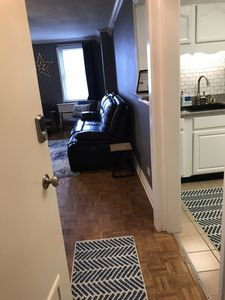 Photo for RENOVATED!! Downtown Atlanta Condo w/ Balcony! Highrise View! Close to Venues!