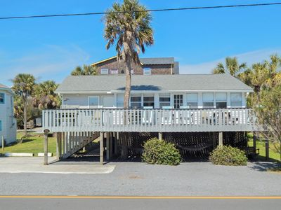 Follytude Fun Folly Bungalow W Lrg Sundeck Ocean Views Beach