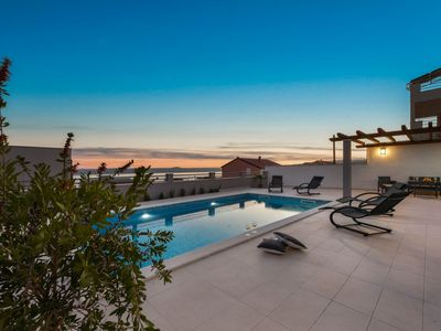 Photo for New stuuning villa Sea Pearl just 500m from beautiful  beach