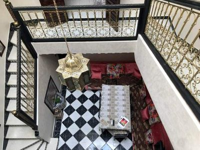Photo for Riad Apartment Malika, a typical moroccan place
