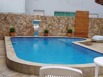 Photo for House with pool and 5 bedrooms in Jurerê Internacional