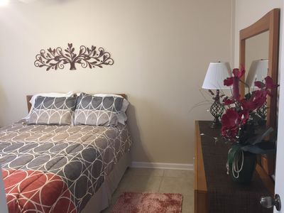 Photo for Comfy condo at economy price, 1 block to Shands, UF, VA  and close to Downtown